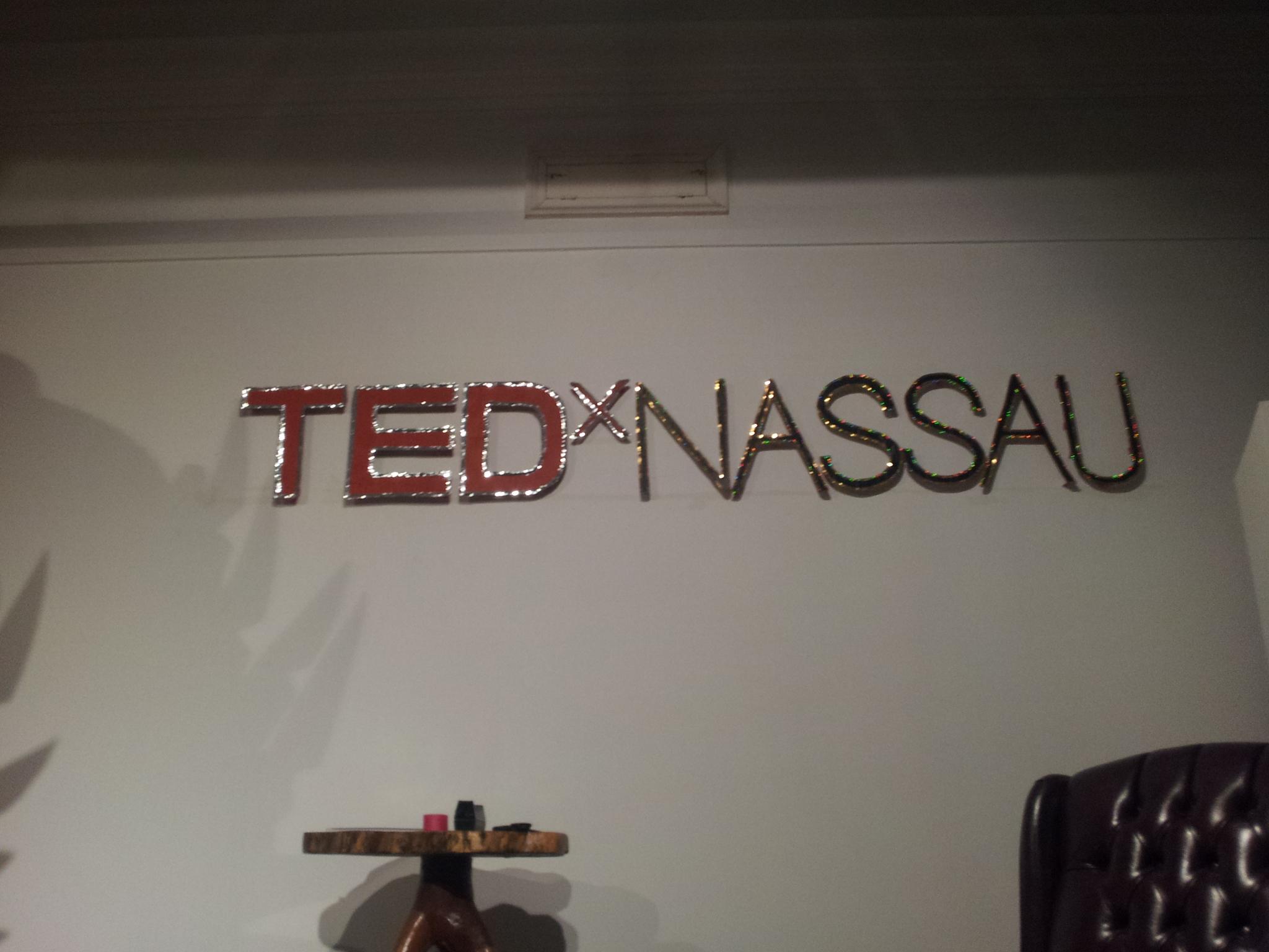 Tedx Nassau 2014