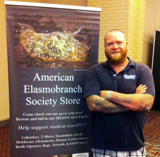Owen OShea America Elasmobranch Society