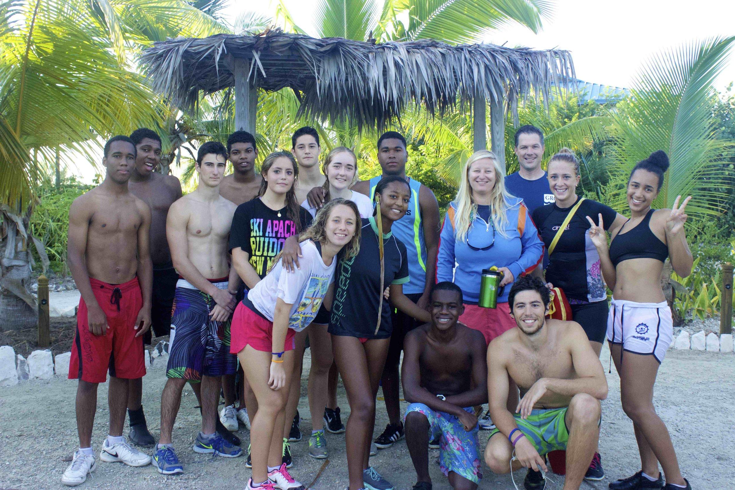Lyford Cay 2014 Grade 10 12