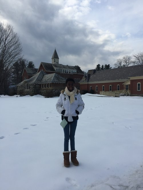 The New England trip was led by Mrs. Schmitt and included a tour of six  schools. Forrest Schmitt and Jade Knowles visited Brewster Academy (NH), ...