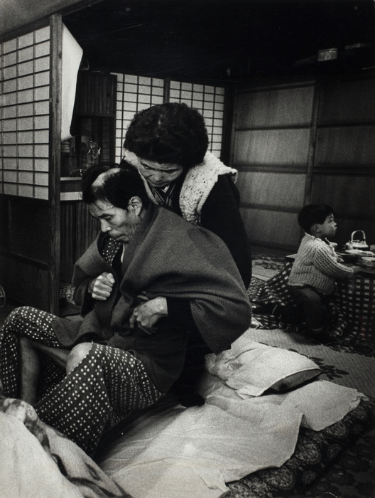 Victims of Minamata mercury poisoning, by W. Eugene Smith