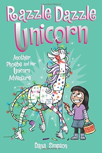 Razzle Dazzle Unicorn The Spirited Librarian