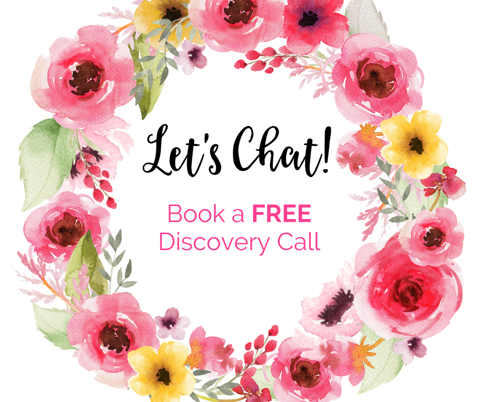 Hey Sweet Friend! - I show creative women how to reconnect with themselves and take care of themselves just as well as they take care of everyone else. If you've been feeling unfulfilled, I'd love to talk about how you can create a life you LOVE.Click the button below to book your FREE discovery call with me.