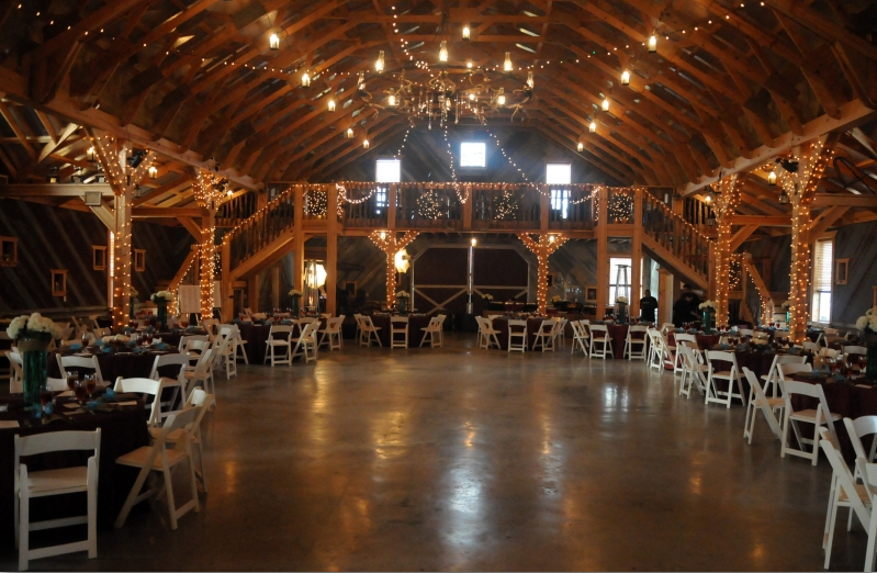 Willow Creek Ranch Reception