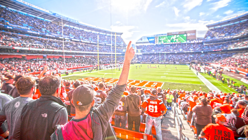 """We are always searching for cutting-edge technology for digital sponsorship opportunities. FanCompass' track record is quite impressive.""   Jeremy Zimmer   Senior Director Digital Media, Cleveland Browns, NFL"