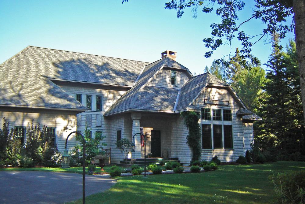 Mount Desert Maine House