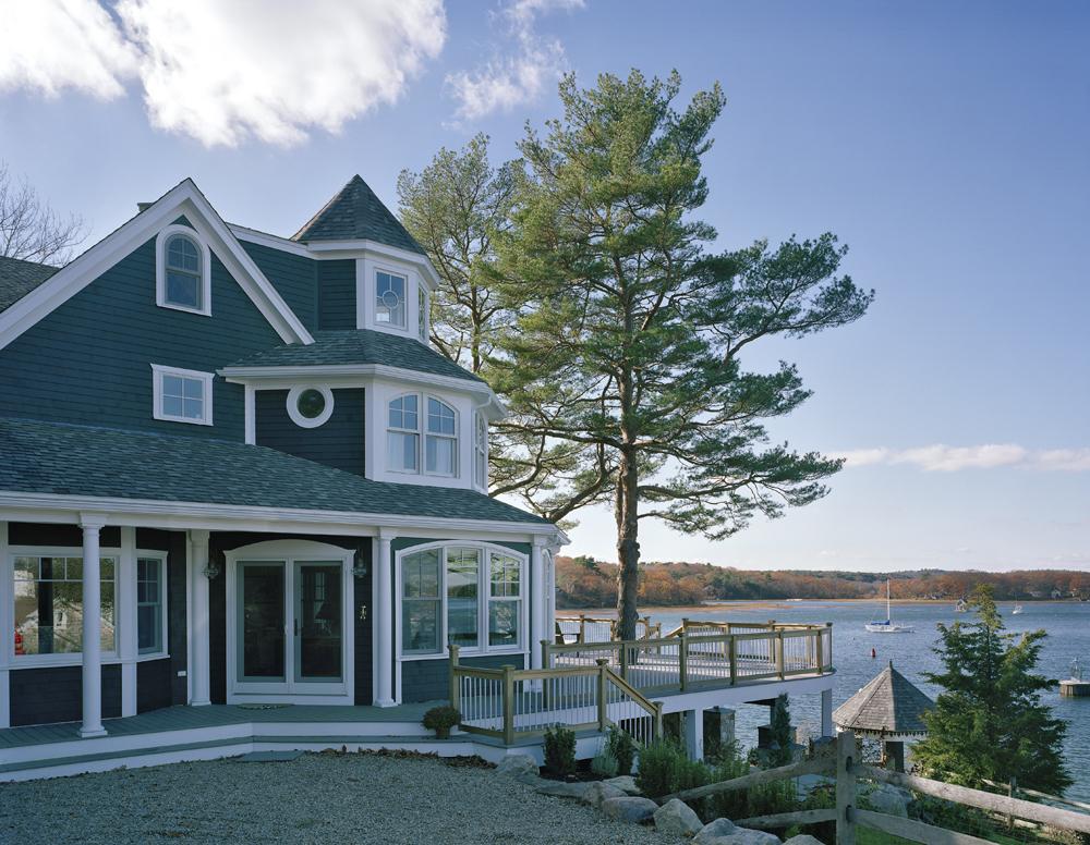Annisquam River House