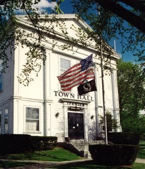 Original Ipswich Town Hall