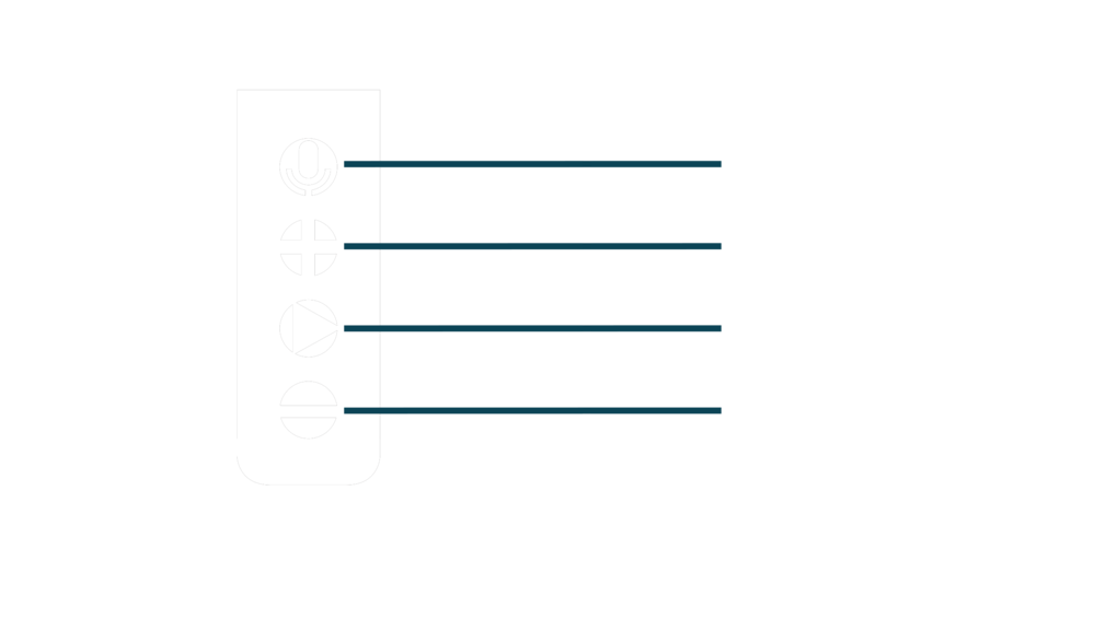 fabriq speaker controls
