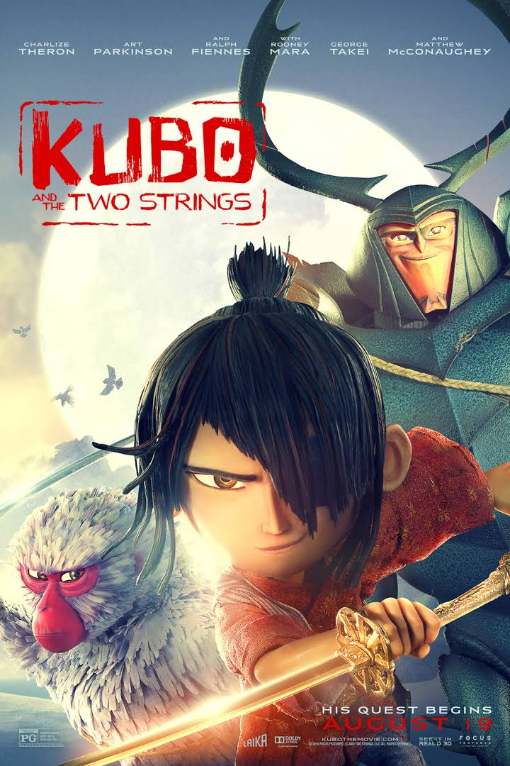 Kubo and two performers who are phoning it in . . .