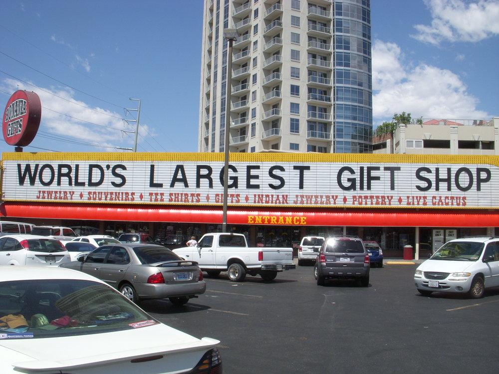 Worlds largest
