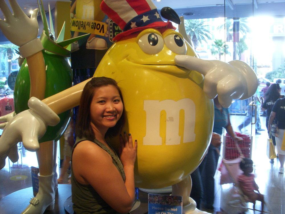 Mai and yellow