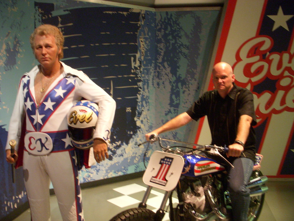 Evel and ed