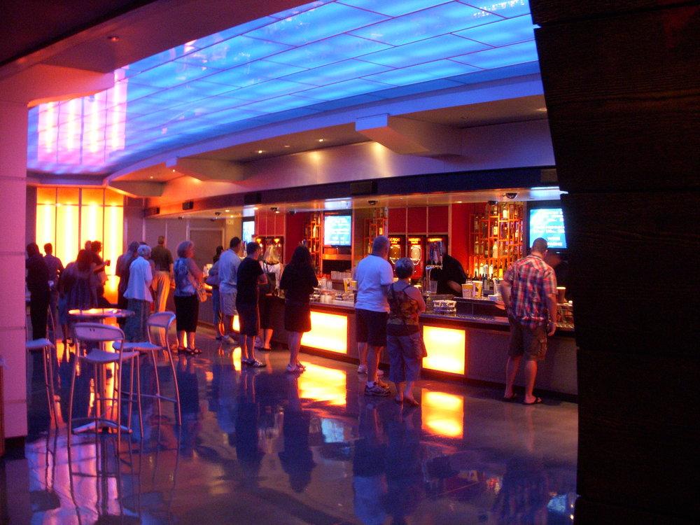 Bar again