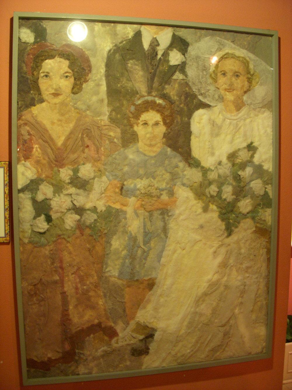 Dryer lint family