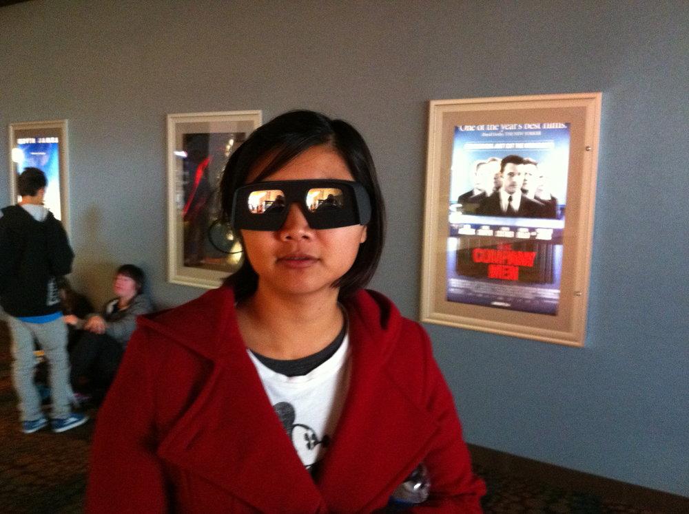 Big 3d glasses