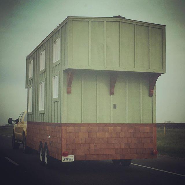 Things seen on the road to Reno. Ep. 2.  #saltordie #littlehouse #CA99