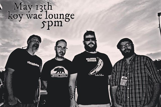 Saturday @tachipalace in the Koy Wae Lounge. We play from 5-8pm. #saltyband #saltwater #saltordie #tachipalace #koywaelounge #lemoore #blues #rock