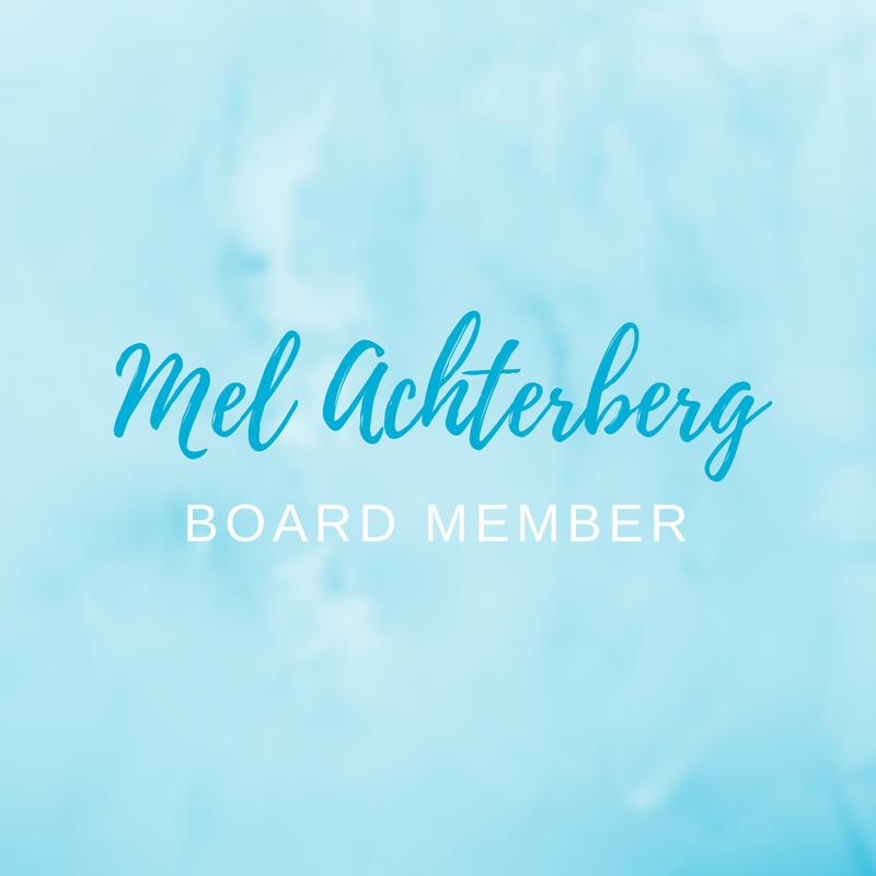 Mel Achterberg Board Member