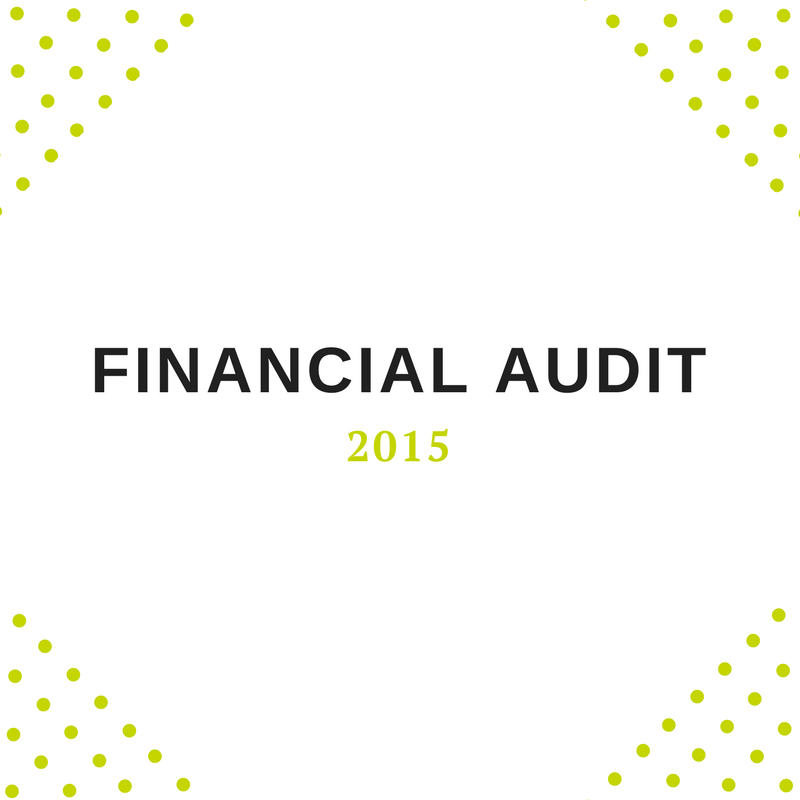 Habitat for Humanity of Denton County Financial Audit 2015
