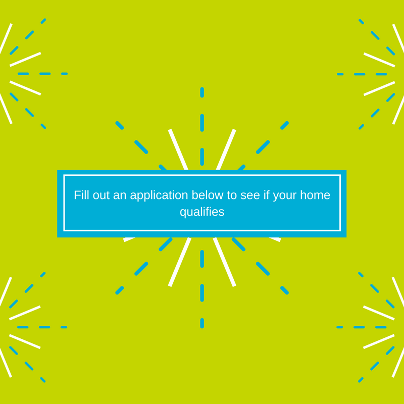 Fill an application below for Brush with Kindness to see if your home qualifies