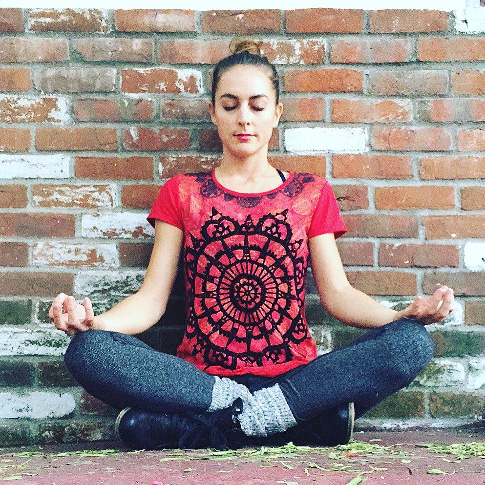 alex blake yoga