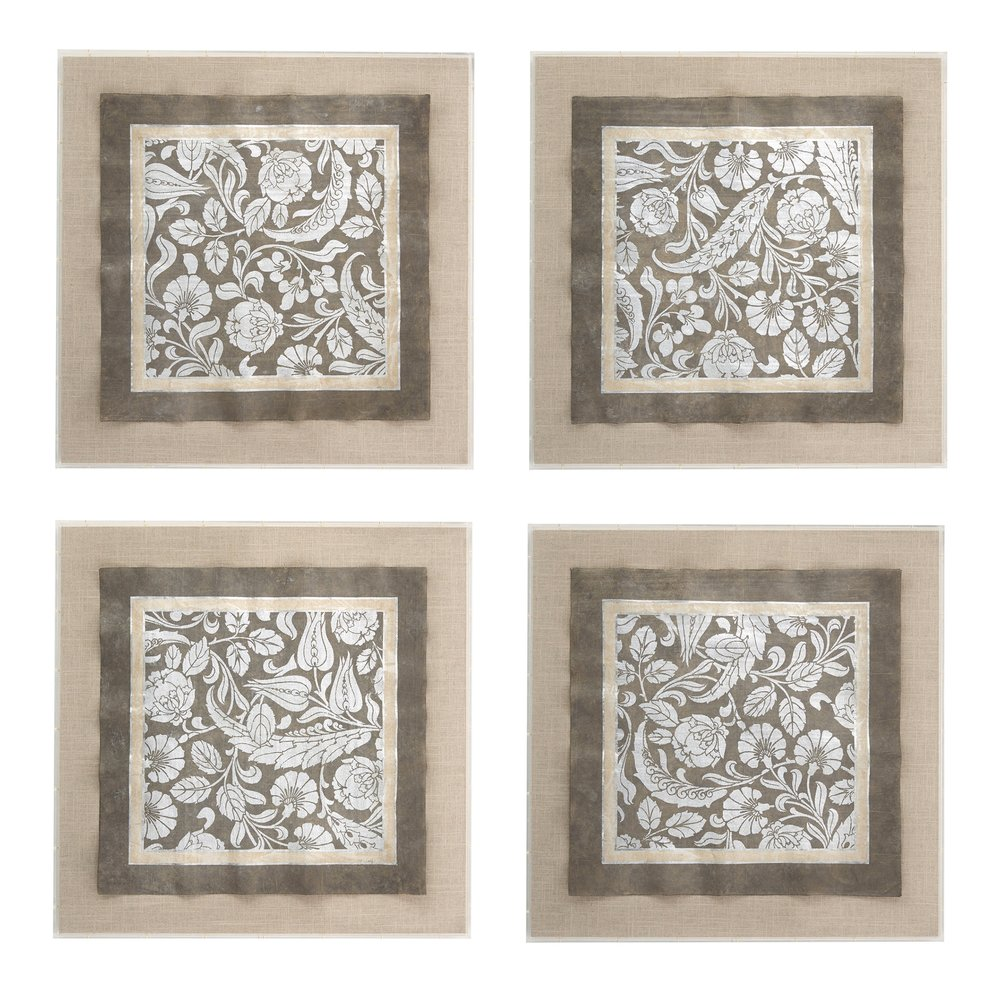 Tapestry Grid: each panel 28 x 28