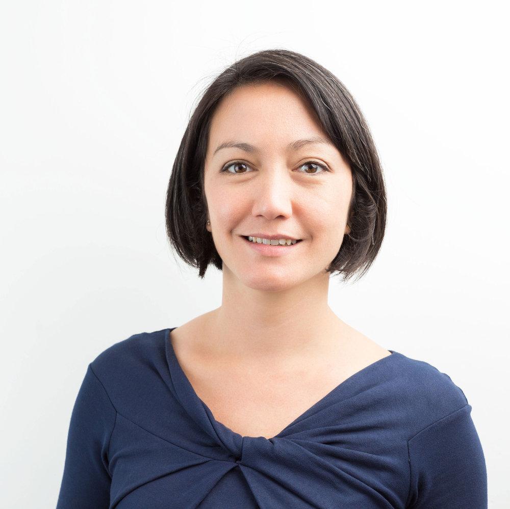 Audrey Desiderato <br> Co-Founder & COO