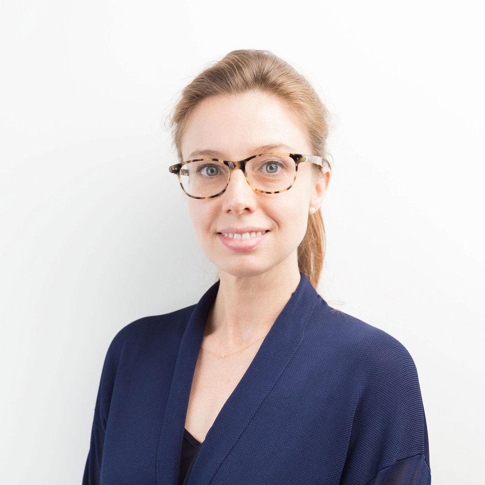 Andrea Griffin<br>Vice President of Portfolio