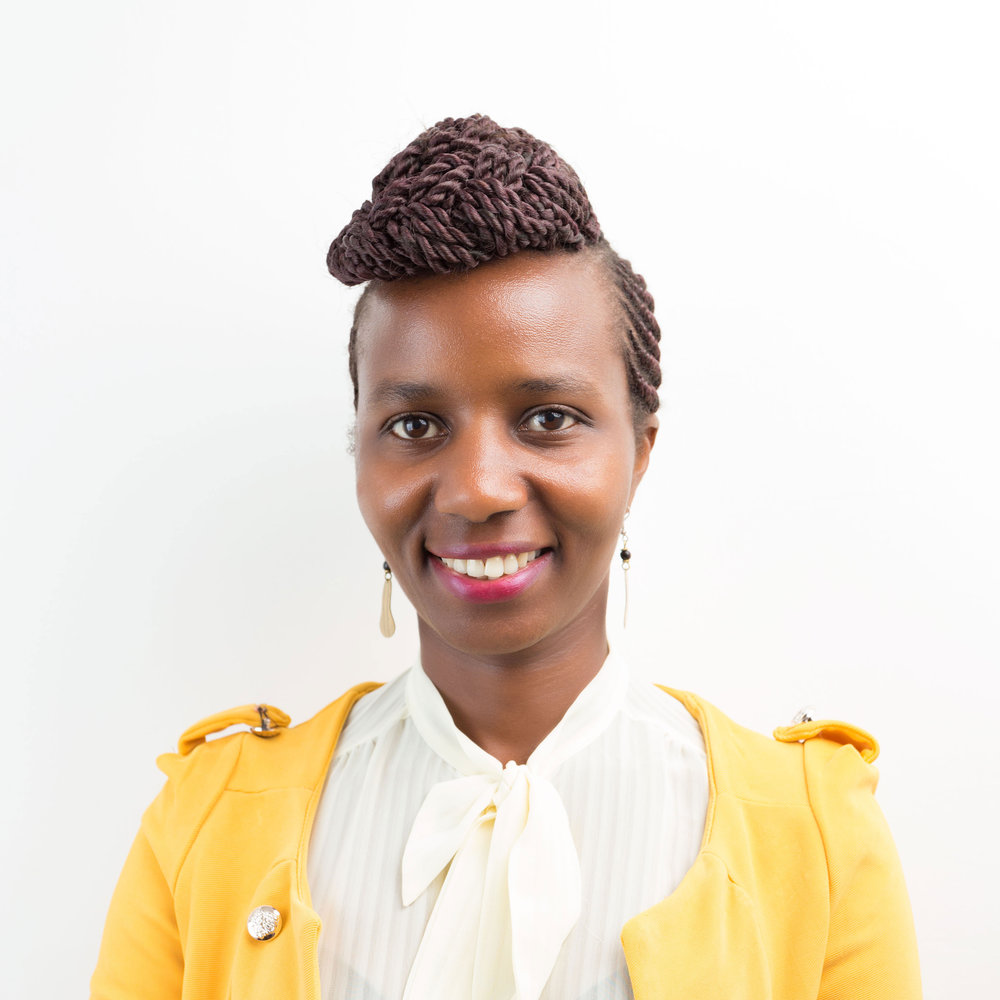 Shelmith Theuri<br>Investment Officer
