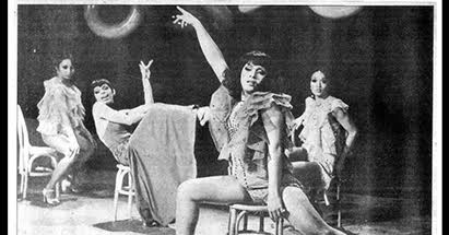 Film by Briccio Santos,  Manikang Papel , 1977