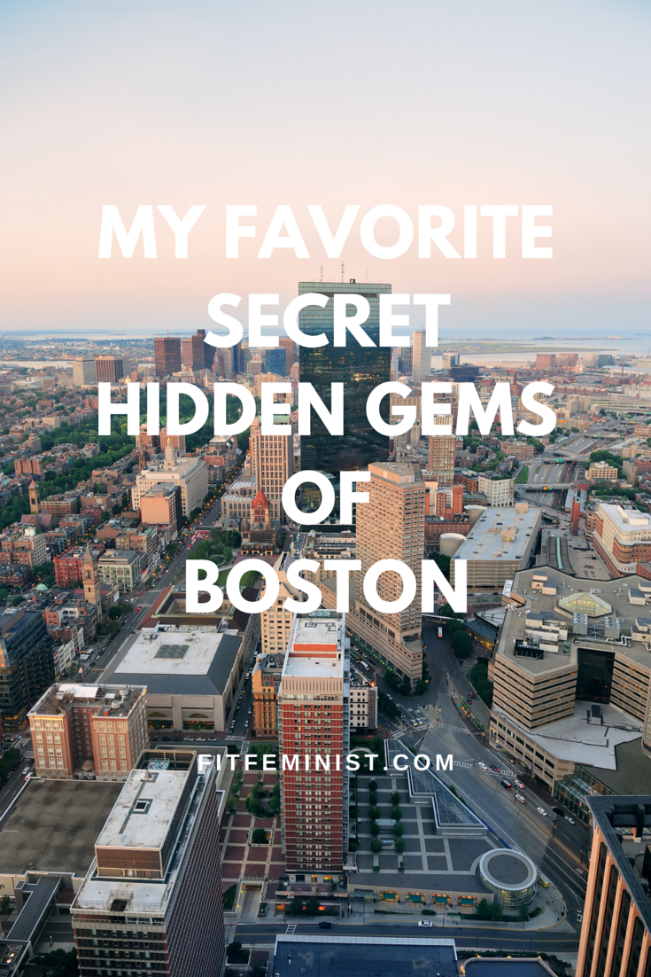 hidden gems of boston