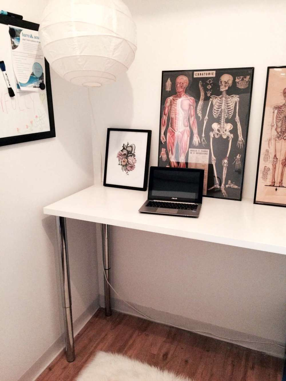 stand up desk from ikea