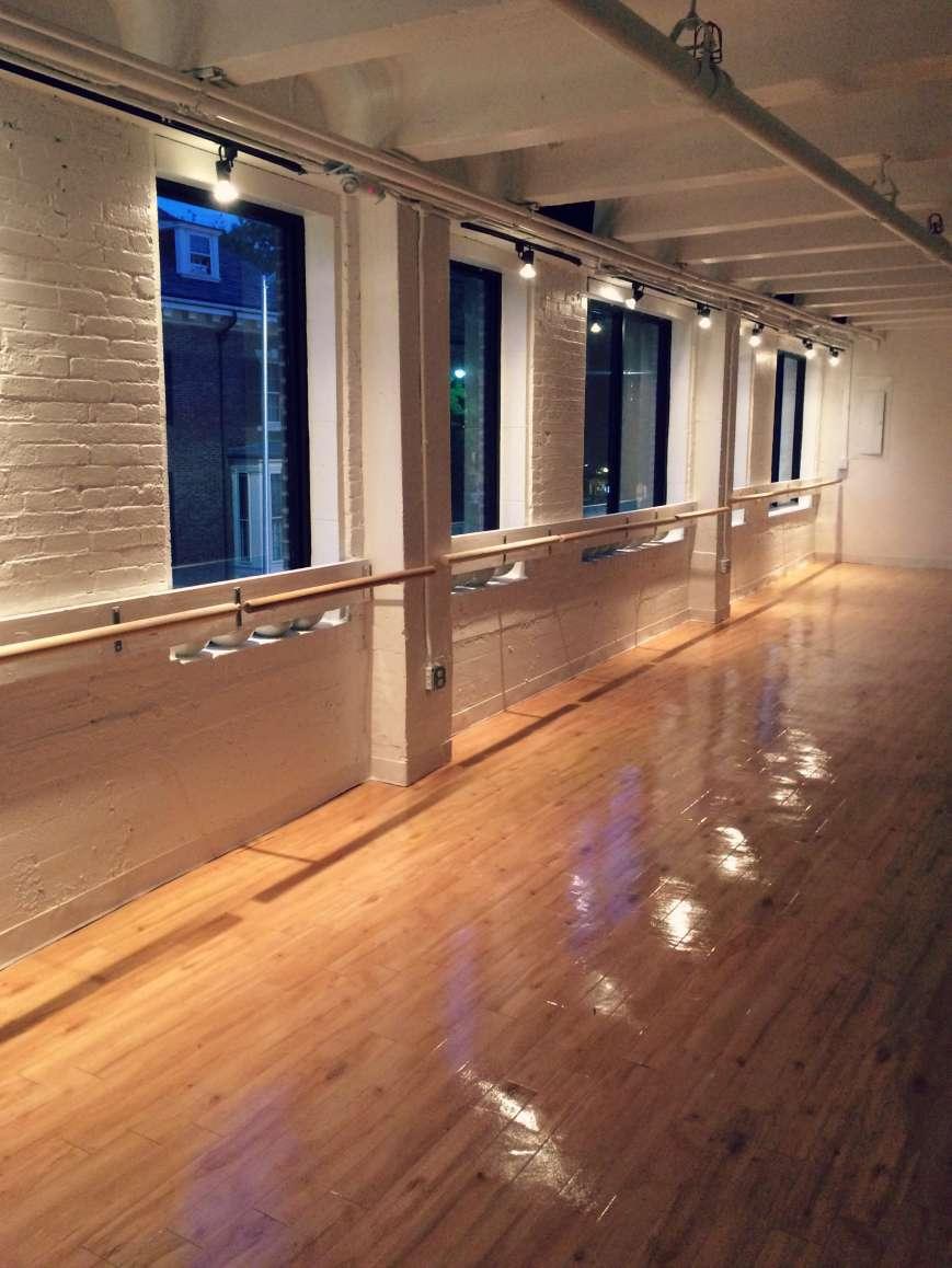 harvard square barre studio
