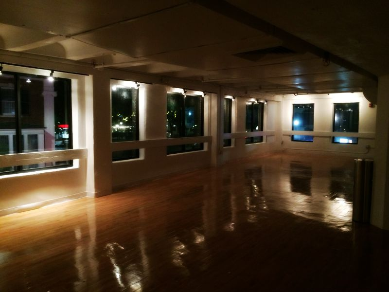 yoga studio harvard square