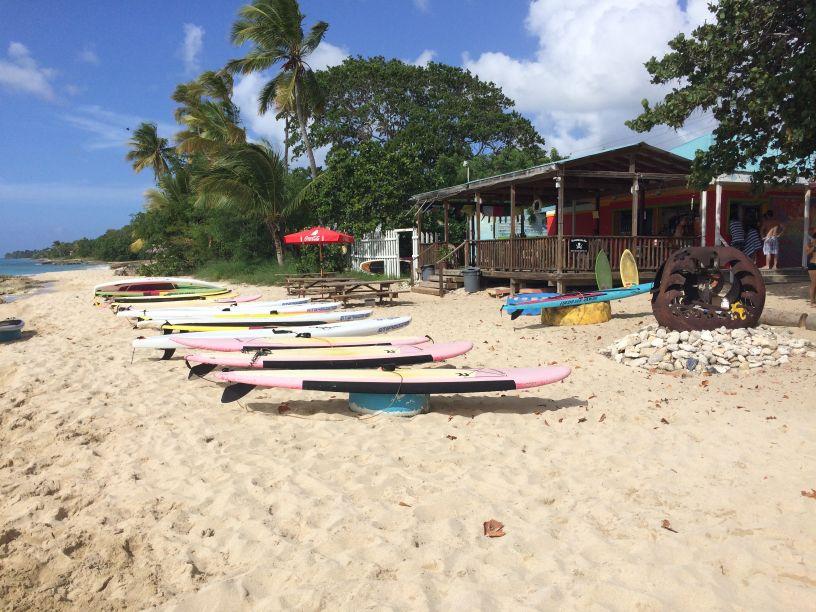 Freedom City Beach - St. Croix