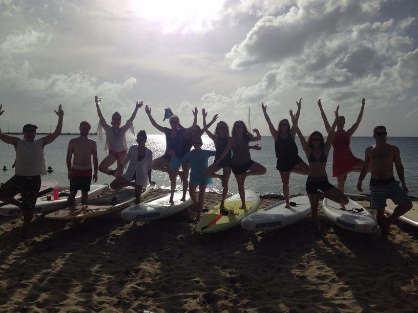 yoga retreat in St. Croix