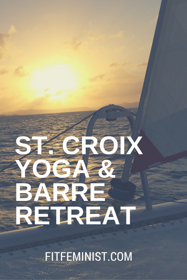 st croix yoga retreat