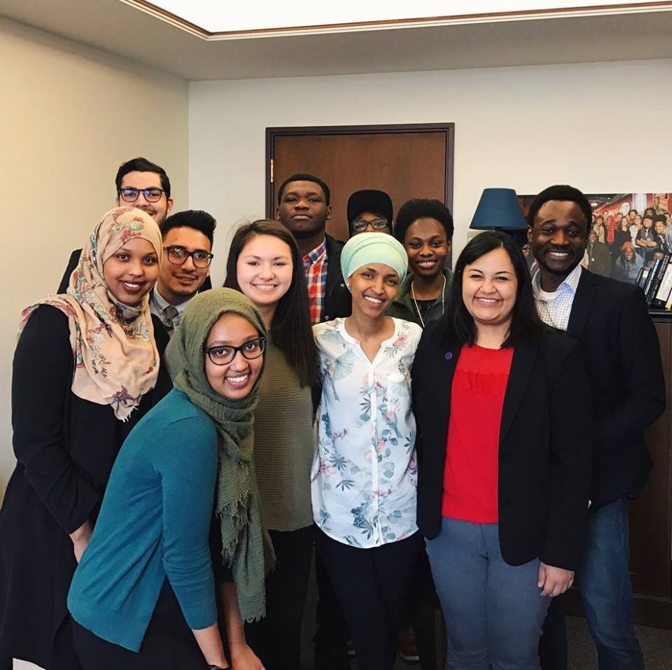 Rep Omar with Students.jpg