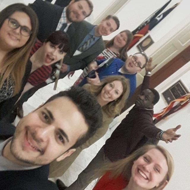 students united takes on washington dc -