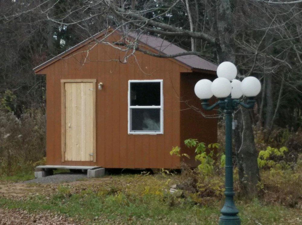 Camp Naomi cabin