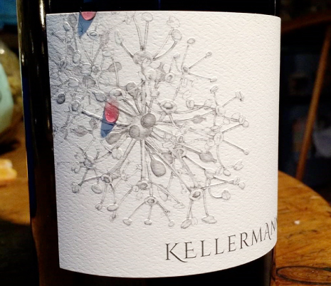 KELLERMAN WINES LABEL