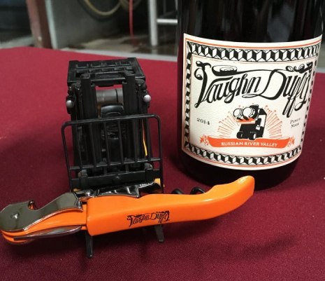 BRANDED MATERIALS FOR VAUGHN DUTCH WINERY