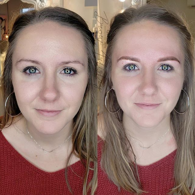 It still amazes me years later into my career how good brows, placed correctly can change a person's entire look♡! This beauty had ombre powder brow done! They will heal about 30% lighter & just be beautiful for her! #bluerosebeauties #harmonymicroblade #microbladingbyGlamd #permanentmakeup #pmu #microblading #archaddicts #brows #browsonfleek #3dbrows #microbladingeyebrows #eyebrows #wakeupandmakeup #harmonymb #browsonpoint #browgame #microblading #microbladingeyebrows #microbladingbrows #permanentmakeup #microbladingartist #micropigmentation #hairstrokes #microbladingacademy #microbladingtraining #pmu #3dbrows #browsonfleek #eyebrowtattoo #semipermanentmakeup #powderbrow #eyebrowsonfleek