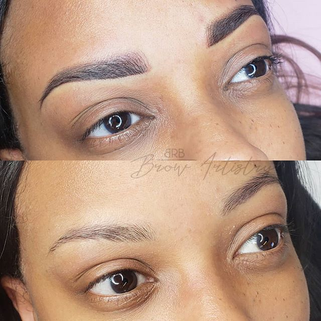 Just look at these beauties!!! Ombre powder brow in full effect ♡ they will heal about 30% lighter & softer.  She waited forever to get her perfect brows and now she will wake up every day with them! #bluerosebeauties #harmonymicroblade #microbladingbyGlamd #permanentmakeup #pmu #microblading #archaddicts #brows #browsonfleek #3dbrows #microbladingeyebrows #eyebrows #wakeupandmakeup #harmonymb #browsonpoint #browgame #microblading #microbladingeyebrows #microbladingbrows #permanentmakeup #microbladingartist #micropigmentation #hairstrokes #microbladingacademy #microbladingtraining #pmu #3dbrows #browsonfleek #eyebrowtattoo #semipermanentmakeup #powderbrow #eyebrowsonfleek