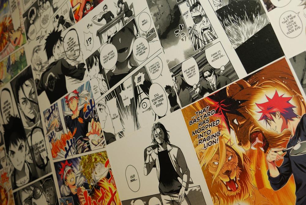 Manga Wall Close Up 2.JPG