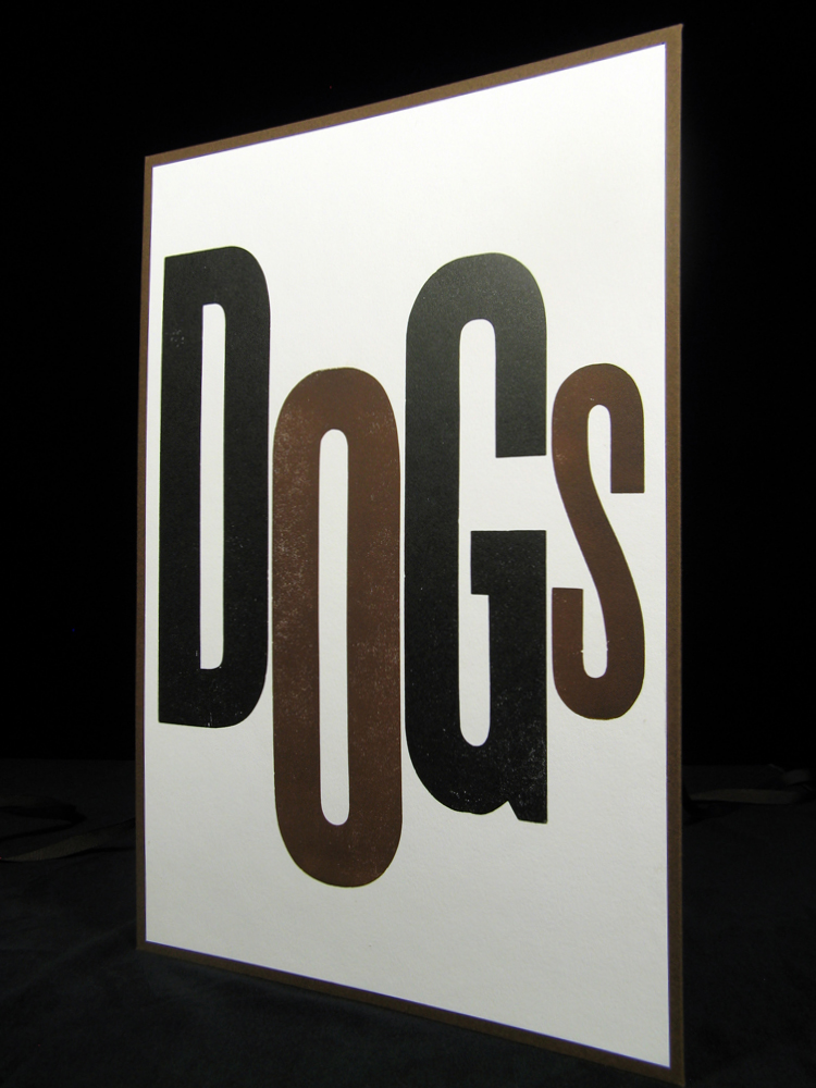 Dogs, cover, 2013