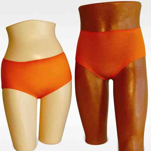 Huge Orange Underpants