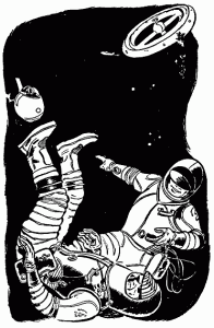 Joyriding in Space