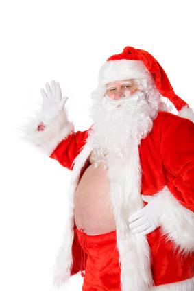 Traditional Santa: The Reality